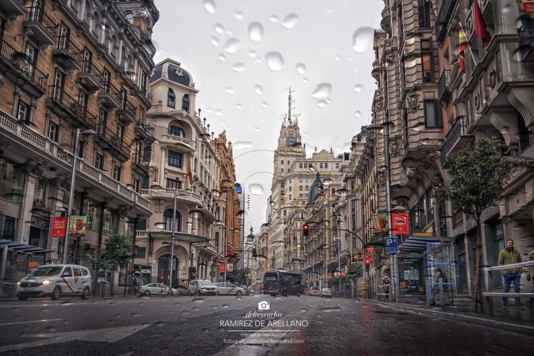 _DSC6152 Madrid lluvia Gran Vía